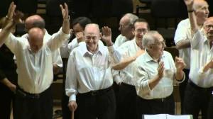 anziani cantanti